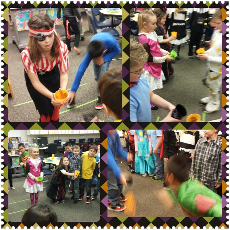 busy bees clonmel halloween games